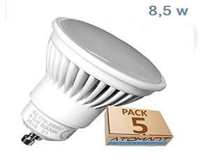 GU10 LED 8,5w
