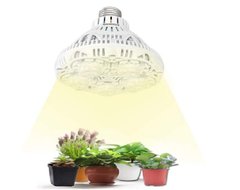 Bombilla Luz Solar para Plantas Sansi (2)