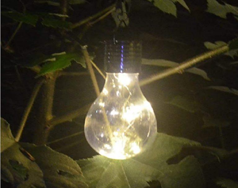 Bombilla Solares de Jardin Losenlli (1)