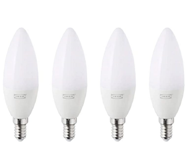 Bombillas inteligentes Ikea Tradfi Vela (2)