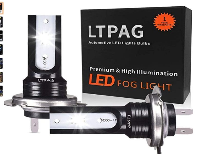 Bombillas Led h7 homologadas LTPAG (2)