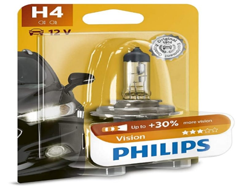 Bombillas h4 Philips Visiòn (3)