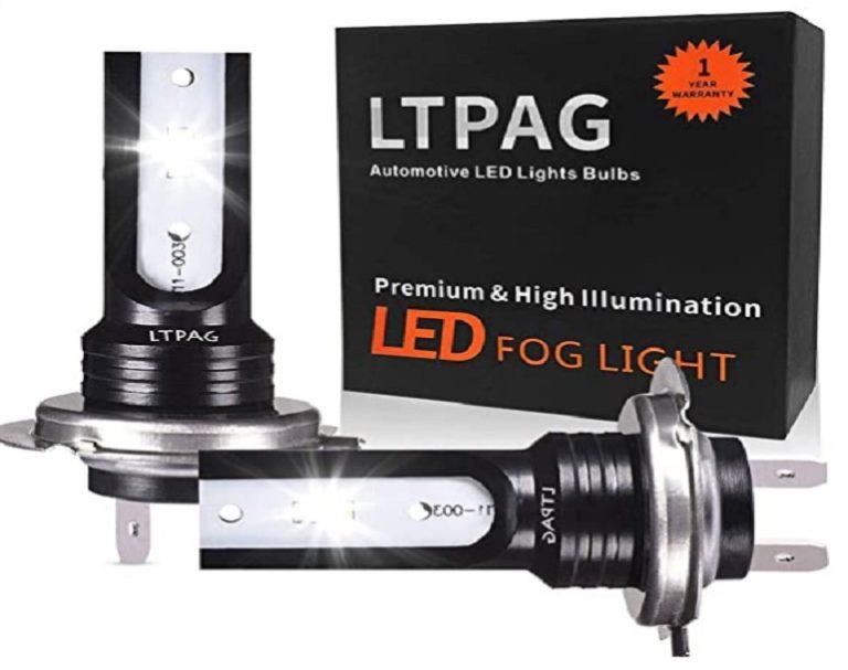 Bombillas h7 Led para Coches LTPAG (1)